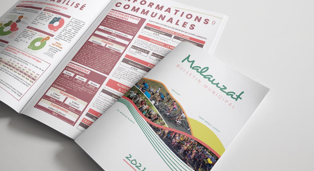 Malauzat – bulletin municipal 2021
