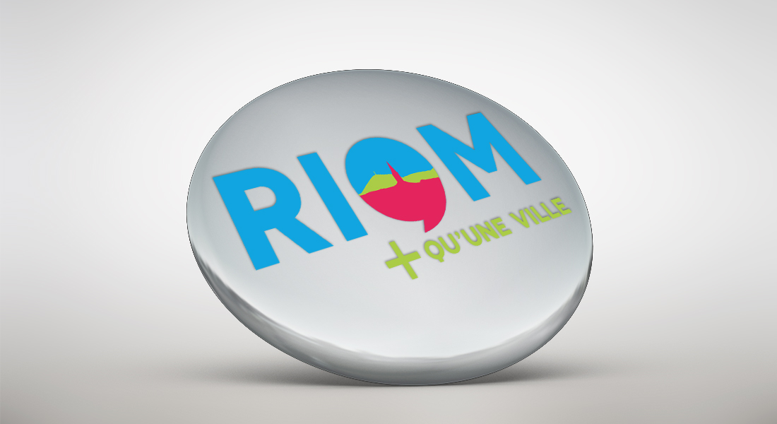 Riom-logo-badge