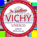 Logo Vichy UNESCO