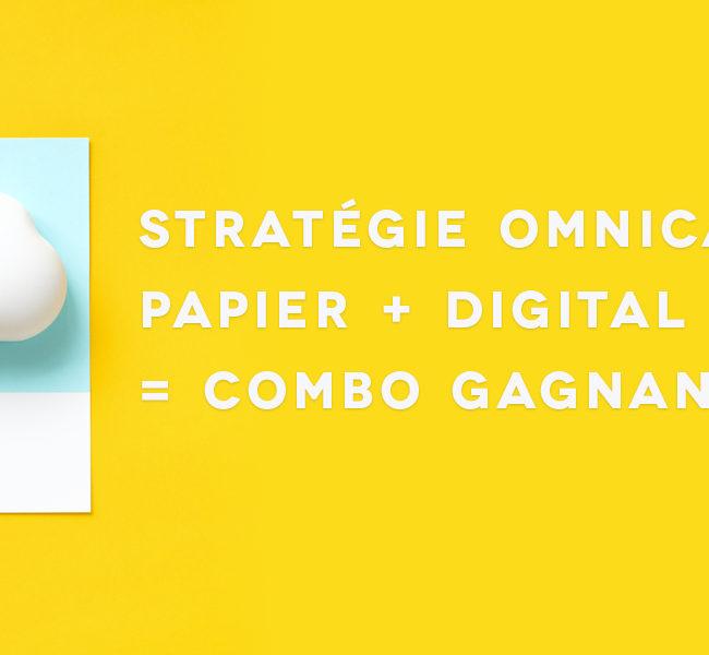 Stratégie omnicanale